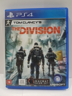 Jogo Usado - Tom Clancy's The Division - PS4