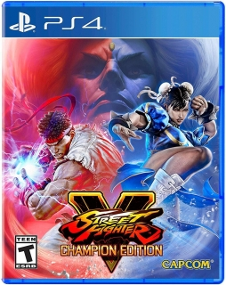 Street Fighter 5 V Champion Edition PS4 - Legendas Português
