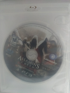 Jogo Usado - Assassins Creed Brotherhood Sem Encarte - PS3