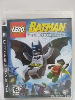Jogo Usado - Lego Batman The Video Game - PS3