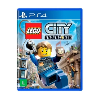 Lego City Undercover - PS4 - Legendas em Português