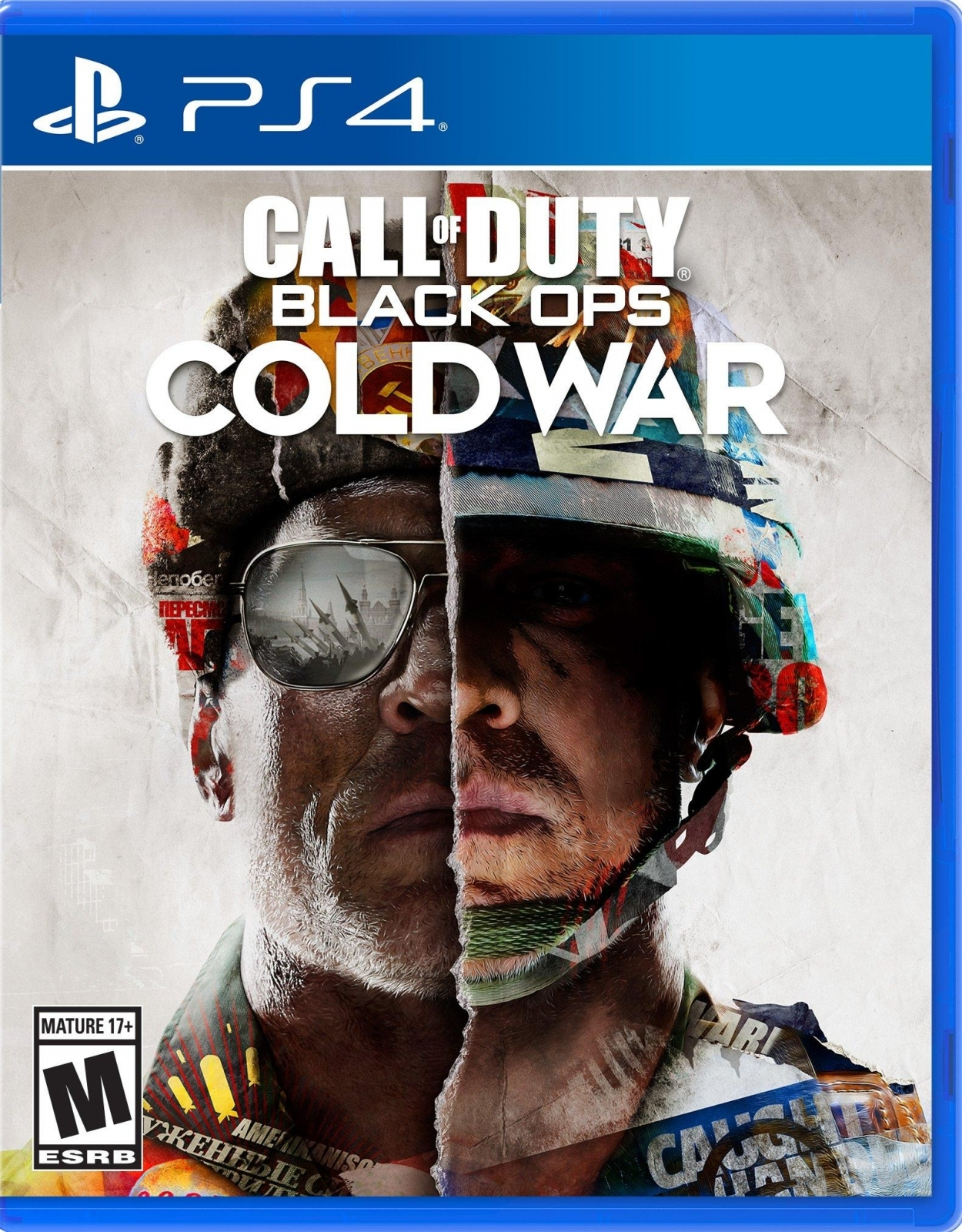 Call of Duty Black Ops Cold War PS4 - Dublado Português - Atacado dos Jogos