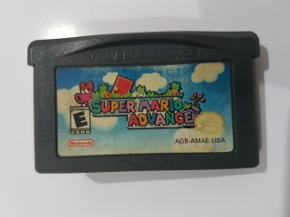 Jogo Usado - Super Mario Advance - Game Boy Advanced