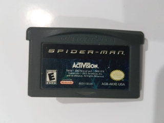 Jogo Usado - Spider-Man - Game Boy Advanced