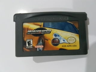 Jogo Usado - Need For Speed Porsche Unleashed - Game Boy Advanced