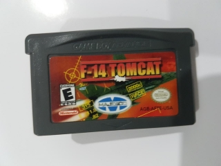 Jogo Usado - F-14 Tomcat - Game Boy Advanced