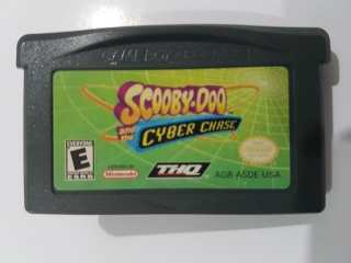Jogo Usado -Scooby-Doo Cyber Chase - Game Boy Advanced