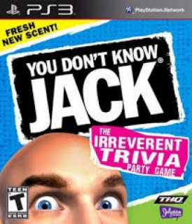 You Don't Know Jack The Irreverent Trivia Party Game - PS3