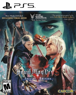 Devil May Cry 5 Special Edition PS5 - Legendas Português