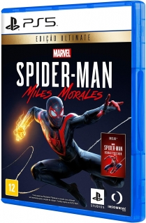 Marvels Spider Man Miles Morales Ultimate Edition PS5