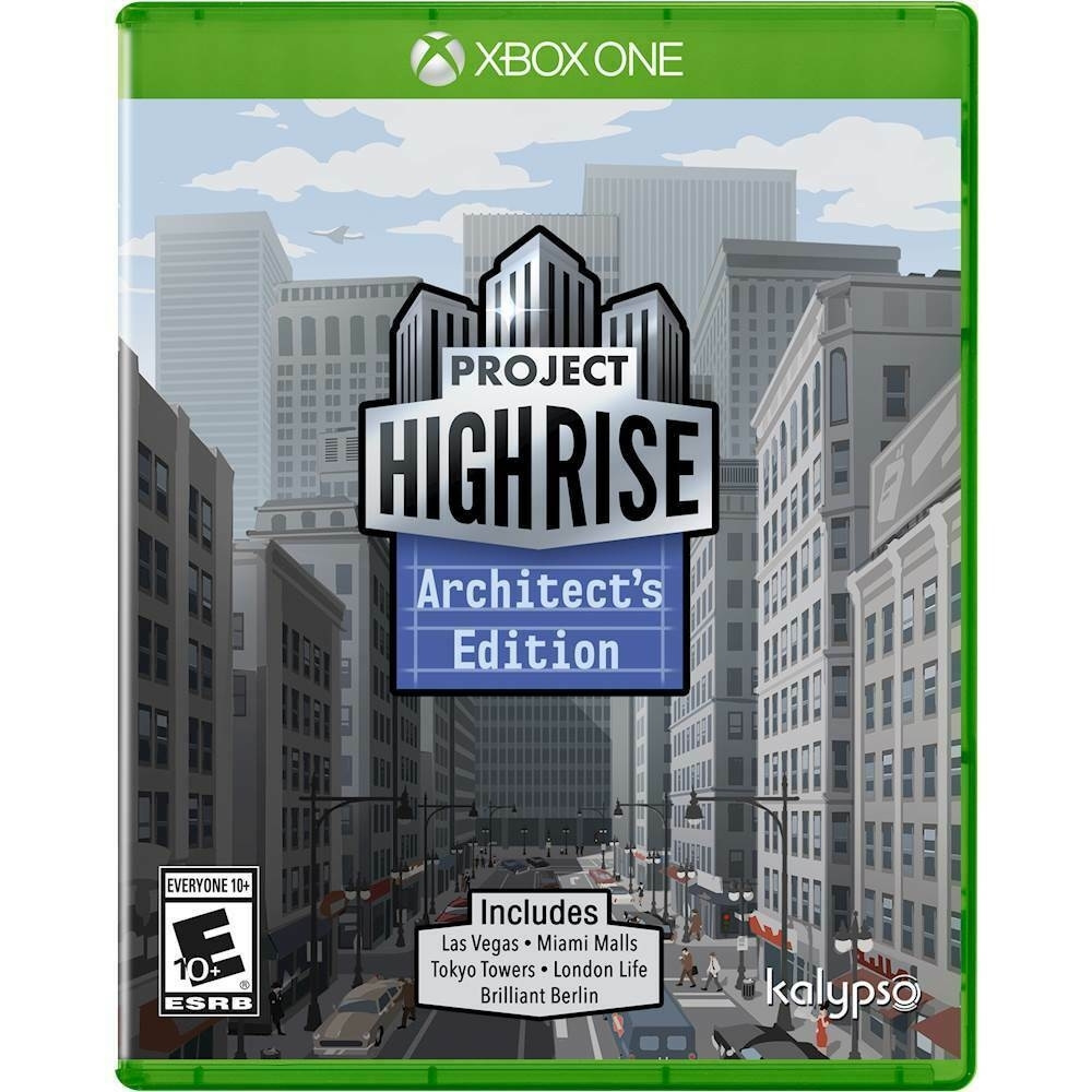 Project Highrise Architects Edition - Xbox One - Atacado dos Jogos