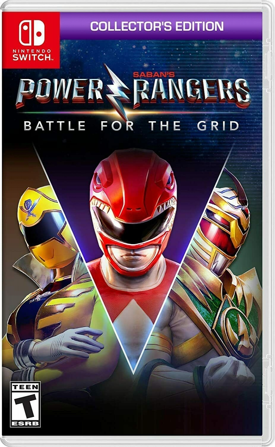 Power Rangers: Battle for the Grid Collectors - Nintendo Swi - Atacado dos Jogos