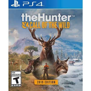 theHunter: Call of the Wild - 2019 Edition - PS4
