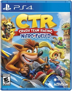 Jogo PS4 Ctr Crash Team Racing Nitro Fueled - Português