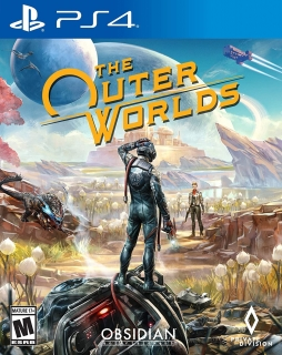 Jogo PS4 The Outer Worlds - Português