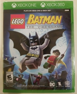 Jogo Xbox 360 / Xbox One Lego Batman: The Videogame