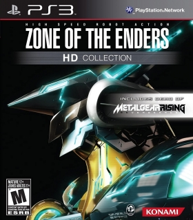 Jogo PS3 Zone Of The Enders: HD Collection