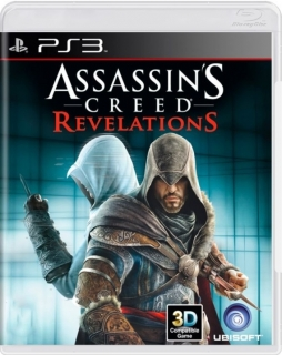 Jogo Usado PS3 Mídia Física Assassins Creed Revelations - Português