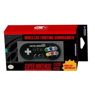 Controle HORI Fighting Commander Wireless (SNES Classic Edition)
