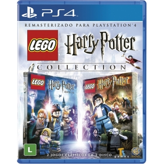 Kit 10 Unidades Lego Harry Potter Collection PS4 - Pacote com 2 Jogos