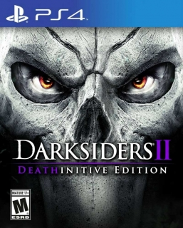 Darksiders 2: Deathinitive Edition PS4 (Playstation 4)