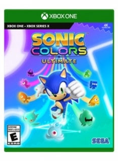 Sonic Colors Ultimate Xbox One / Series X
