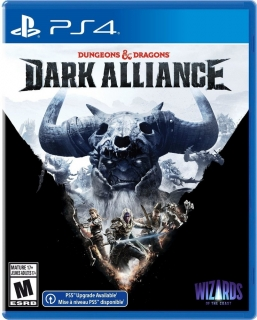 Dungeons and Dragons Dark Alliance PS4 ( PS5)