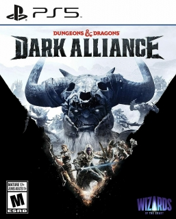 Dungeons and Dragons Dark Alliance PS5 (Playstation 5)