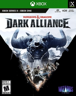 Dungeons and Dragons Dark Alliance - Xbox One / Xbox Series X