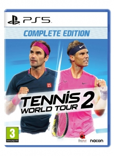 Tennis World Tour 2 - Complete Edition PS5 (Playstation 5)
