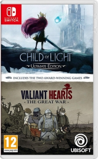 Child of Light: Ultimate Edition + Valiant Hearts: The Great War Double Pack Nintendo Switch