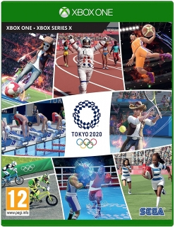 Jogo Olimpiadas Tokyo 2020 Olympic Games The Official Video Game - Xbox One e Series X