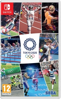 Jogo Olimpiadas Tokyo 2020 Olympic Games The Official Video Game - Switch