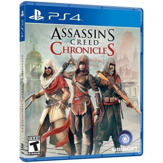 Assassins Creed Chronicles Trilogy PS4 (Playstation 4)