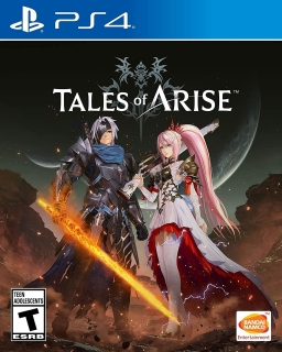 Tales of Arise PS4 (Playstation 4)