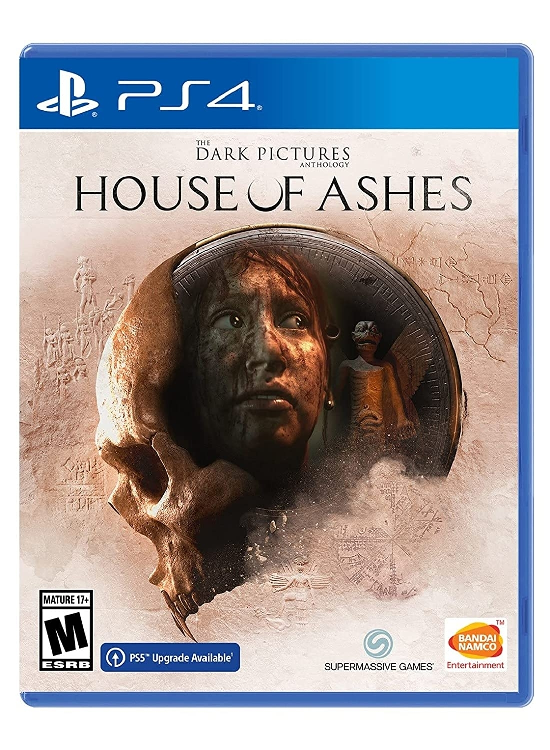 The Dark Pictures Anthology House of Ashes PS4 - PS5 Upgrade - Atacado dos Jogos