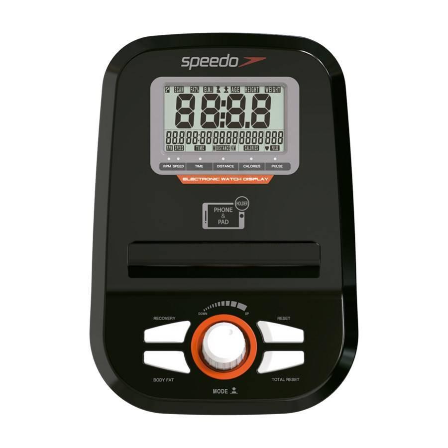 Elíptico Speedo E103 - Residencial - Com resistência magnética - NEOFITNESS
