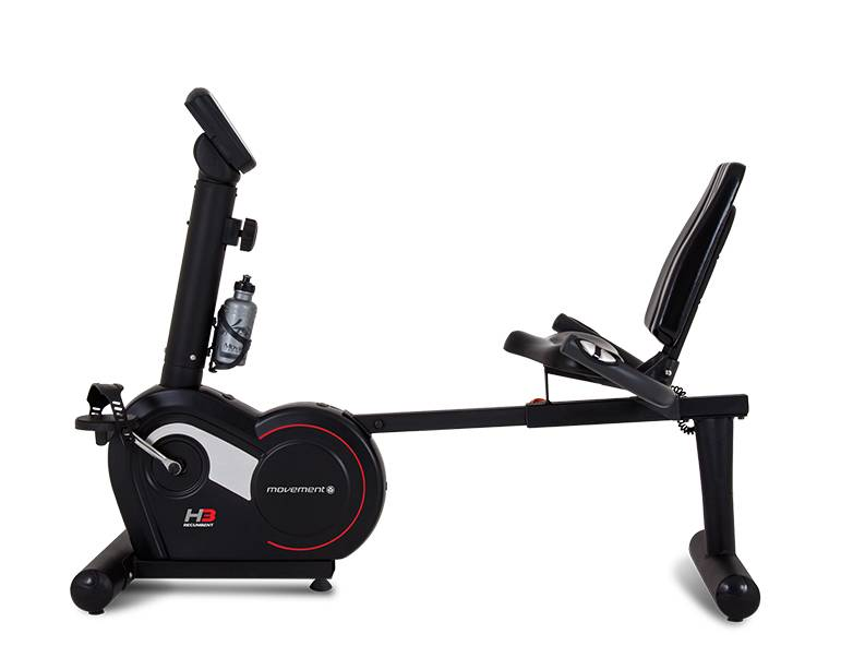 Bicicleta Ergométrica Horizontal H3 Movement - NEOFITNESS