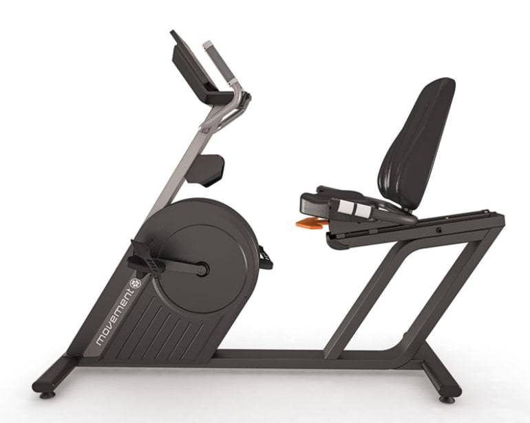 Bicicleta Horizontal RTR G4 Movement - NEOFITNESS