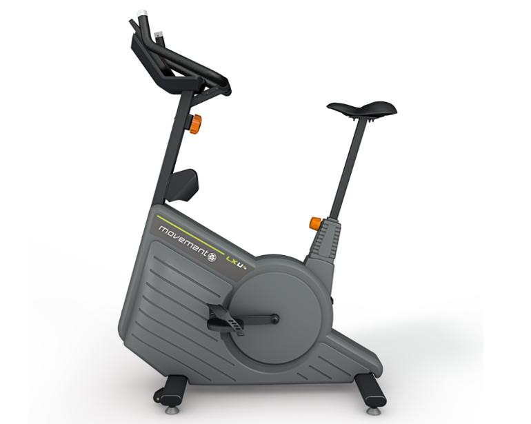 Bicicleta Ergométrica Vertical LXU G4 Movement - NEOFITNESS