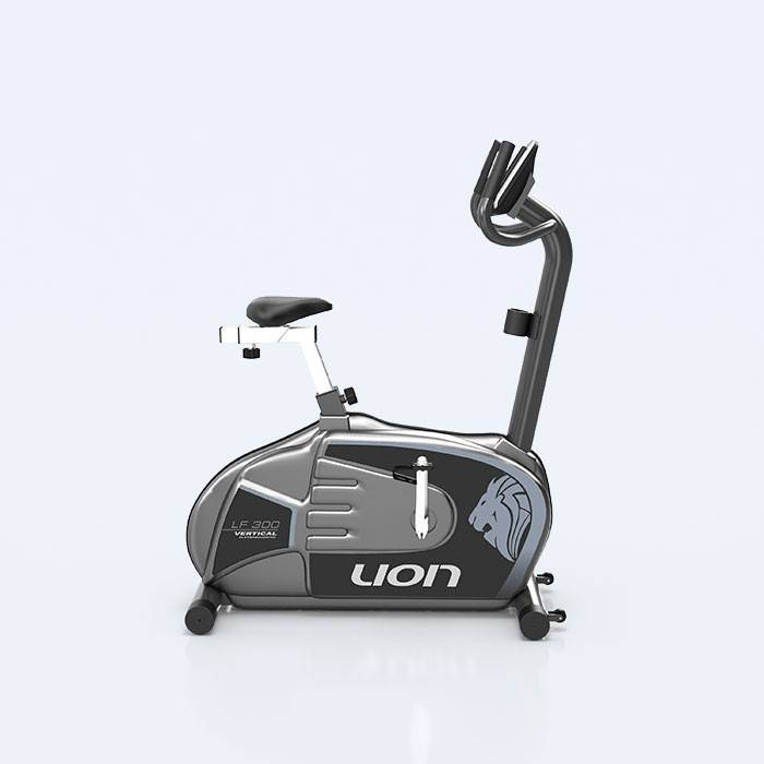 Bicicleta Ergométrica Vertical Profissional LF 300 - NEOFITNESS