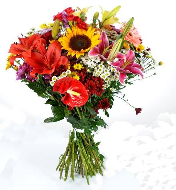 Bouquet Alegria - Floricultura Cambuí