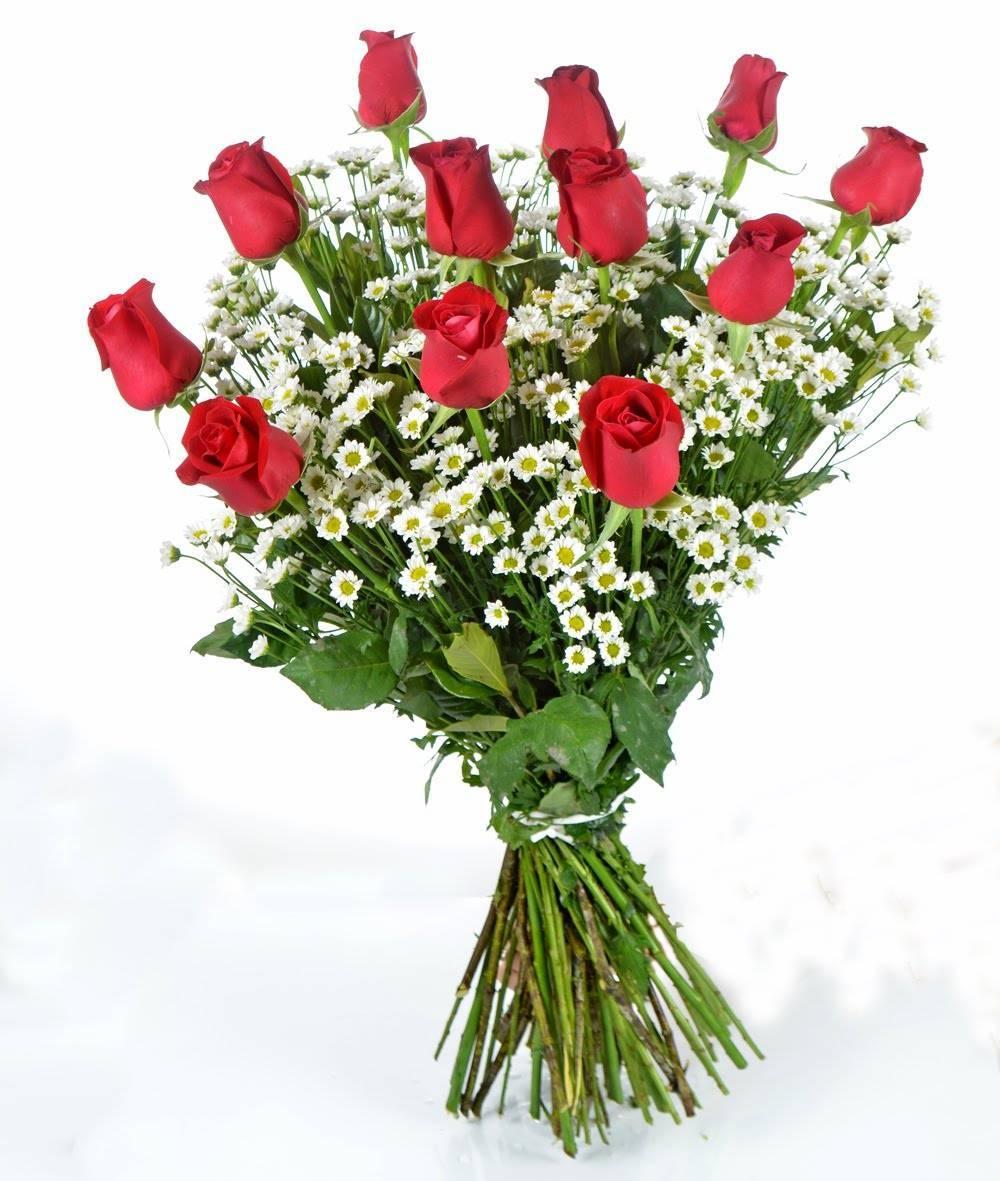 Bouquet Sem Fronteiras Vermelho - Floricultura Cambuí