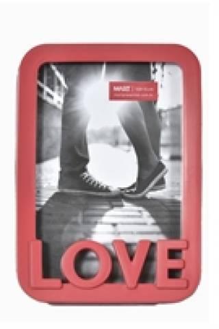 Porta Retrato Love - Floricultura Cambuí