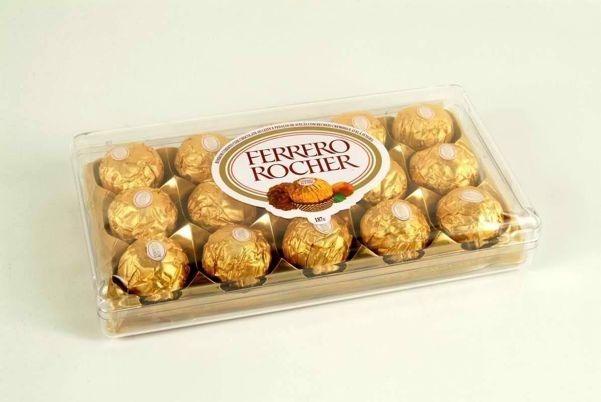 Ferrero Rocher 150g - Floricultura Cambuí
