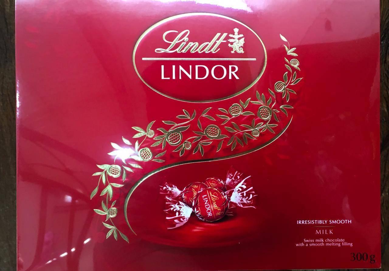 CHOCOLATE LIND LINDOR 300g - Floricultura Cambuí