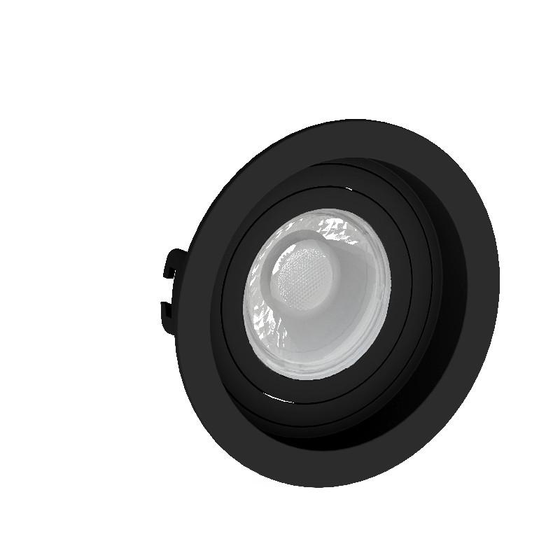 EMBUTIDO MR16 REDONDO RECUADO - i9 LED
