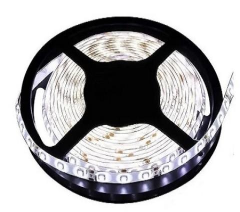 FITA LED 3528 IP20 60 LEDS/METRO 24W - 5 METROS DIVERSAS CORES - i9 LED