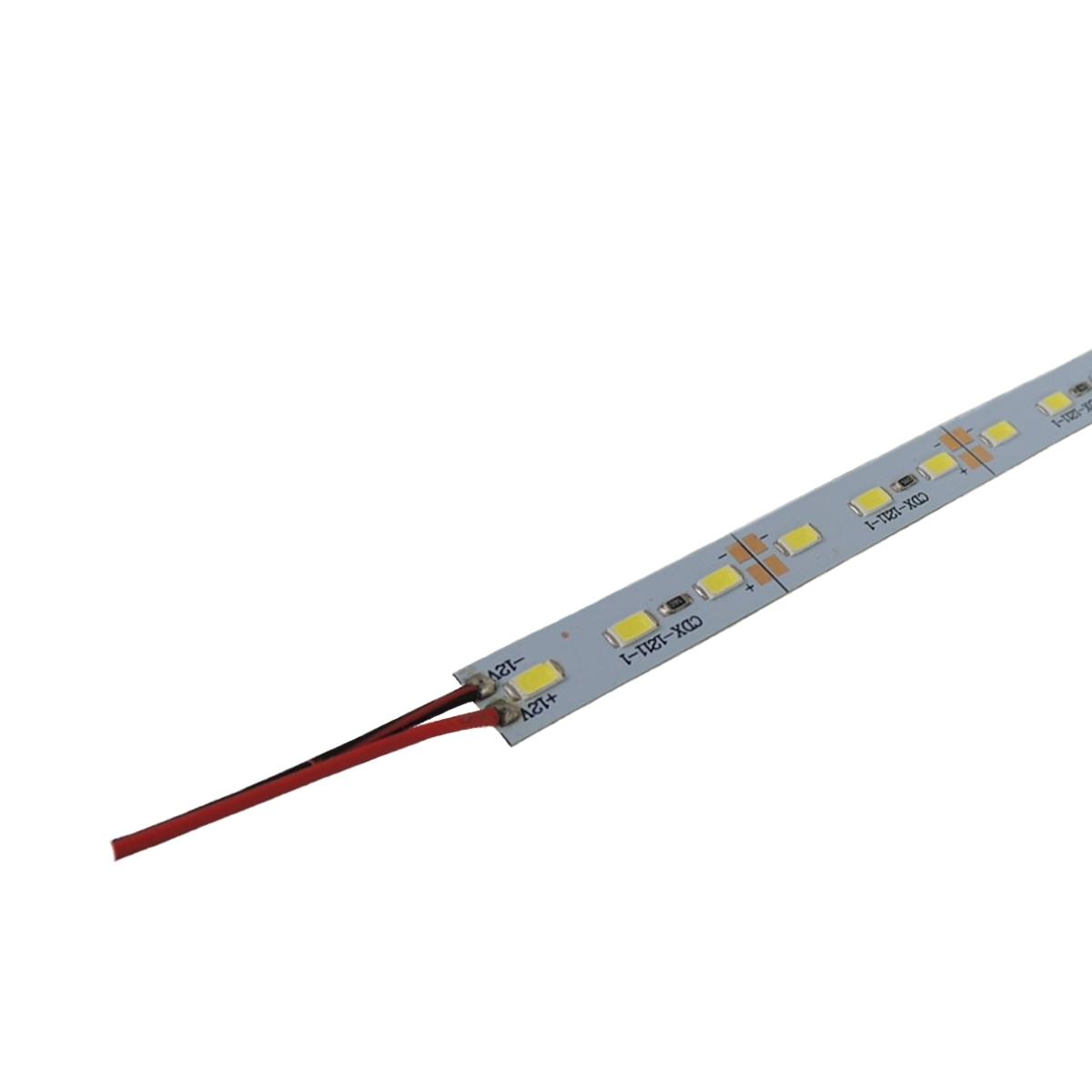 FITA RIGIDA LED IP20 5630 12V 15W 1,00M 2700K - i9 LED