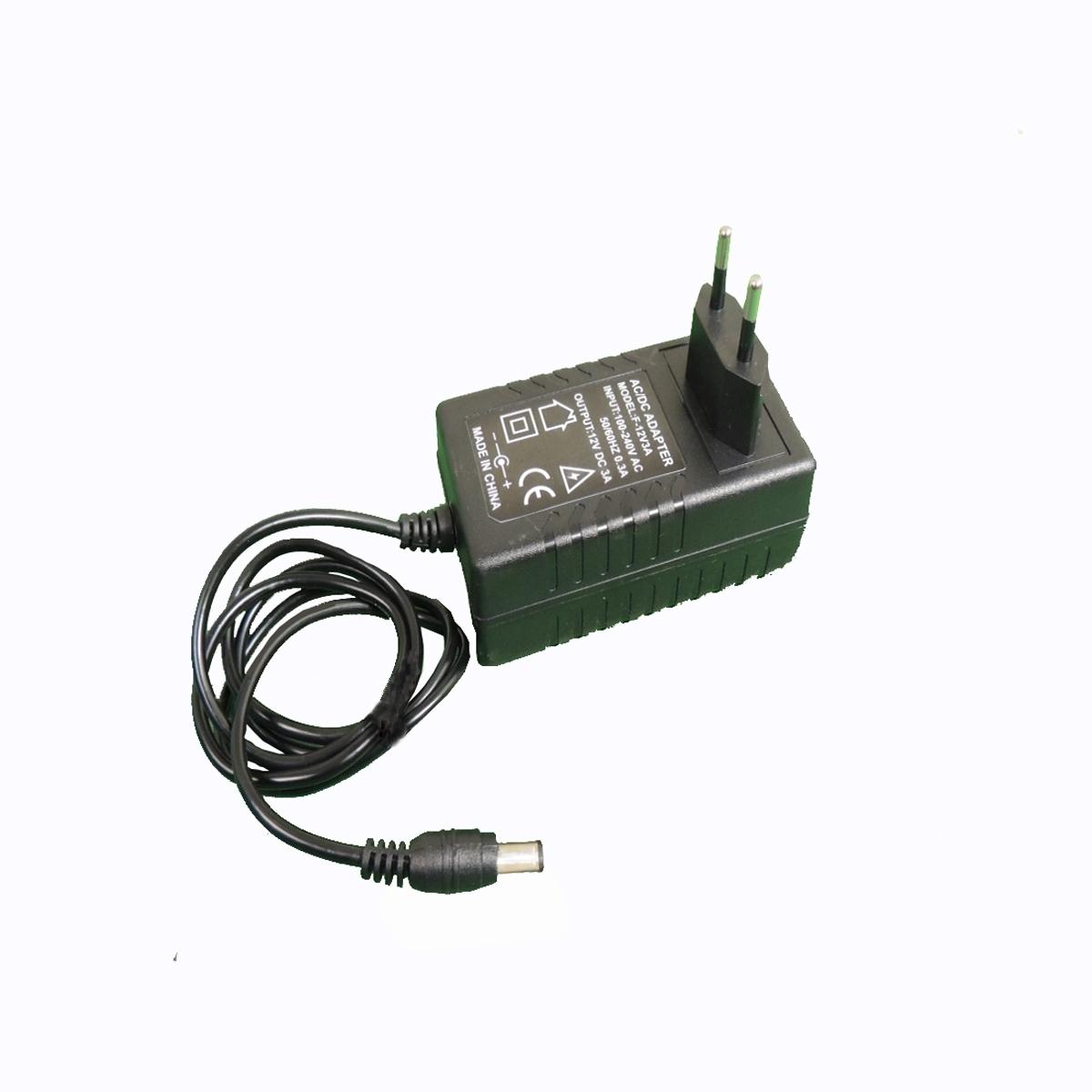 FONTE 12V ELETRONICA 3.0A 35W BIVOLT - i9 LED